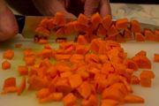 carote a cubetti