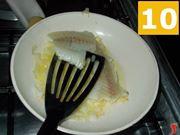 La cottura del merluzzo