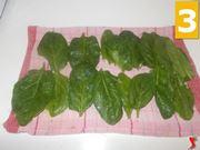 Lavorate gli spinaci