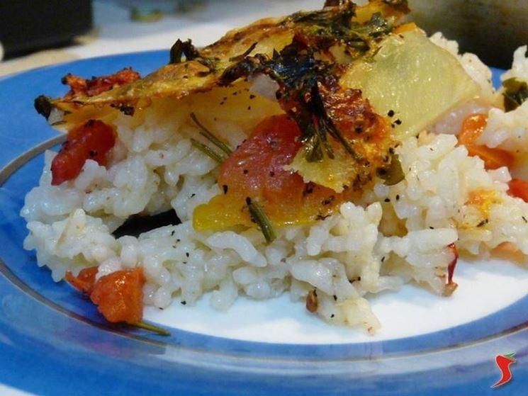 teglia riso patate e cozze