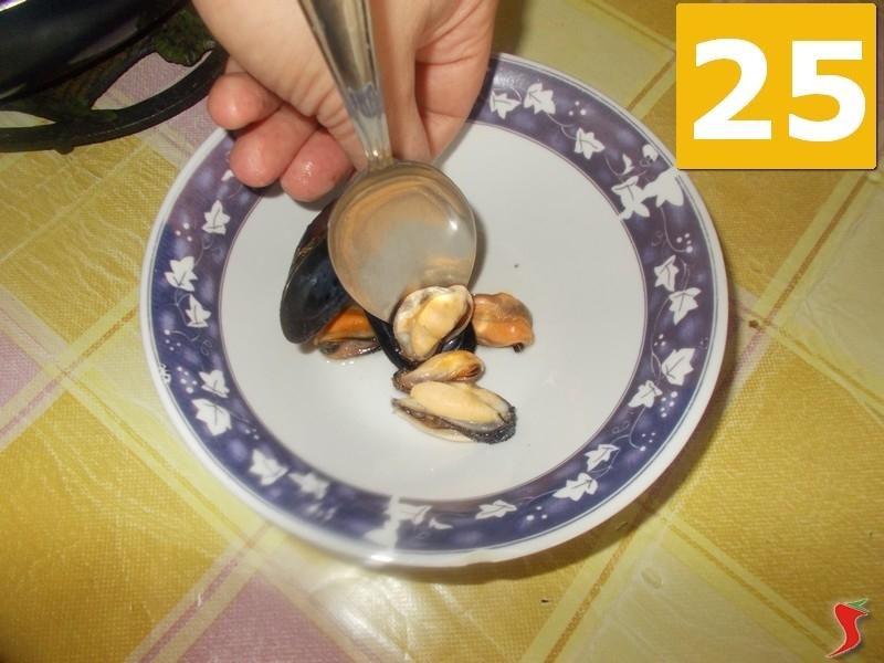 Cucinare cozze molluschi cucinare cozze ricetta for Cucinare le cozze