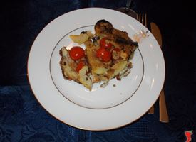 acciughe con patate