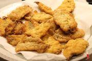 Acciughe fritte