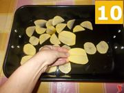 Proseguite con le patate