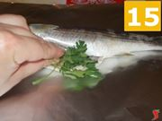 Iniziate a preparare il pesce