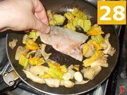 Cuocere il pesce
