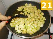 Cuocete le zucchine