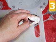 Sviscerate il pesce
