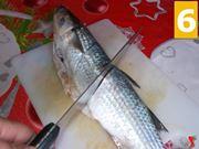 Lavate il pesce