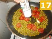 La cottura del condimento