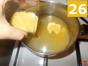 Realizzate la polenta