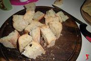 Bagnare il pane