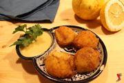 Polpette di patate al formaggio