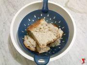 colare il pane