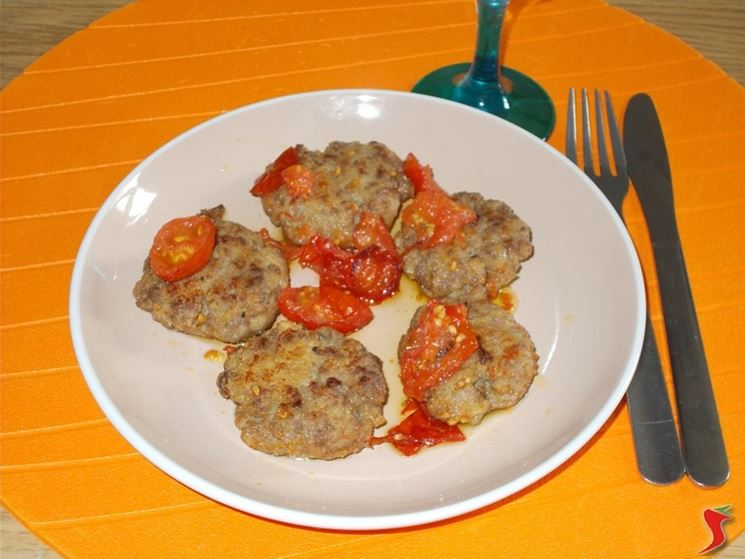 Polpette di vitello