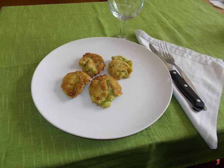 Le polpette di zucchine