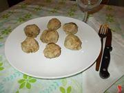 Le polpette con le patate e il tonno