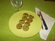 Le polpette di spinaci e ricotta