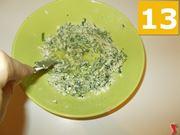 Terminare di unire gli ingredienti