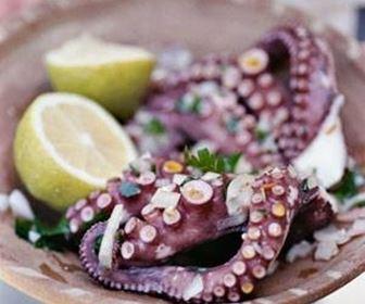 polpo e calamari