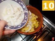 Cuocere i calamari