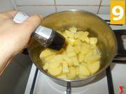 Unite gli ingredienti
