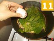 Unite gli spinaci