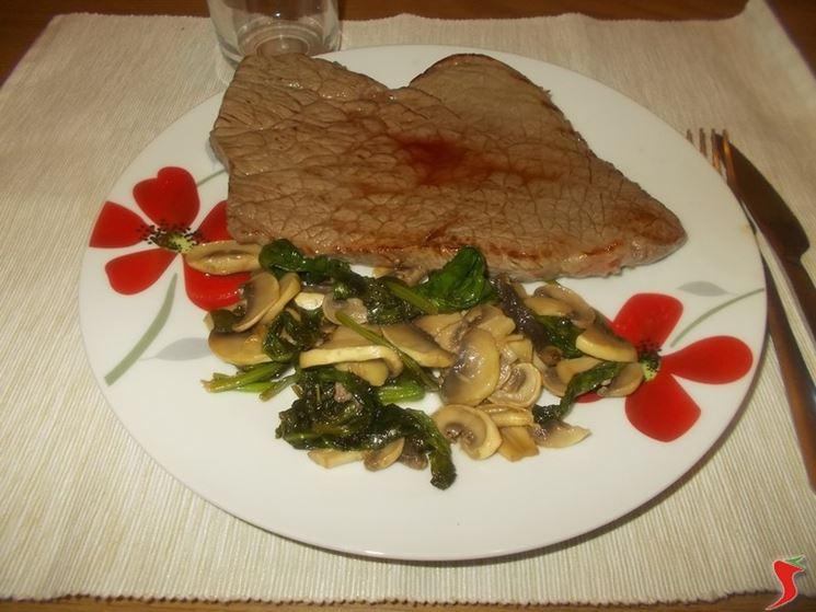 Bistecca di vitello