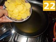 Friggere le patate