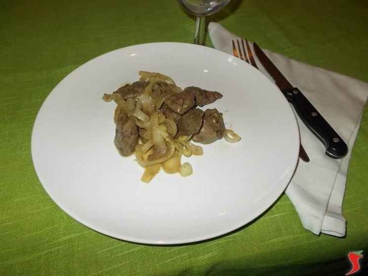 Fegatini Di Coniglio Ricette Carne Ricetta Fegatini Di