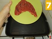 La cottura delle bistecche