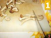 Lavorate i funghi