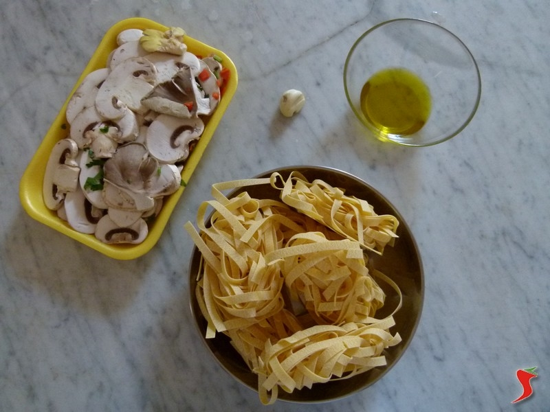 cucinare i funghi - ricette funghi