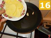 La cottura della patata