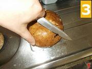 La pulitura con il coltello