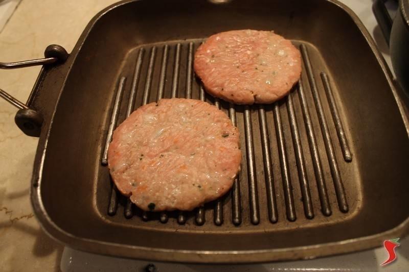 hamburger di pollo - ricette hamburger - ricette hamburger di pollo - Come Cucinare Hamburger Di Carne