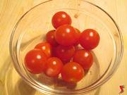 lavare i pomodorini
