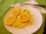 petto di pollo all arancia