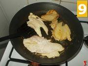 La cottura dei petti di pollo
