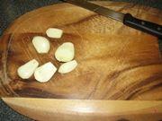 sbucciatura aglio