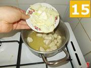 La cottura del pollo