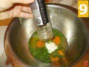 Creare la salsa