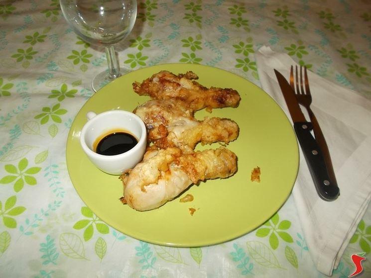 Il pollo fritto cinese
