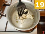Cuocere il pollo