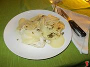 Il tacchino con le patate