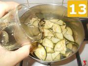 Continuate la cottura delle melanzane