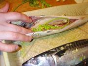 Farcire il pesce