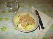 Il tonno con le patate