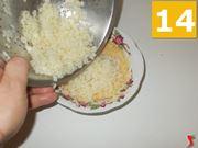 Preparazione della frittata