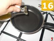 Iniziate a cuocere la frittata